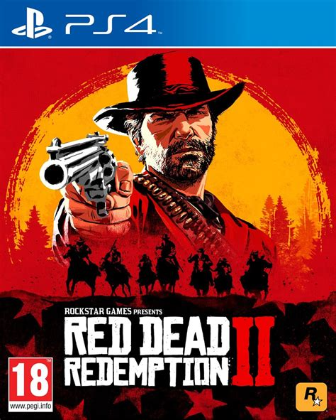 PS4 Red Dead Redemption 2 - Red Dead Redemption 2