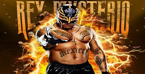 Rey Mysterio Biography - Facts, Childhood, Family Life