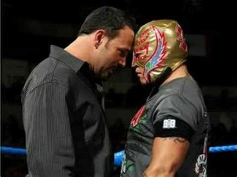 The Story of Rey Mysterio - YouTube