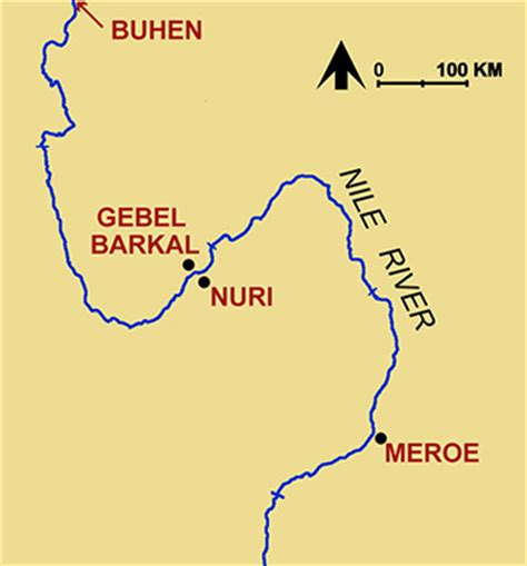 Learning Sites, Early Projects - Jebel Barkal, Sudan