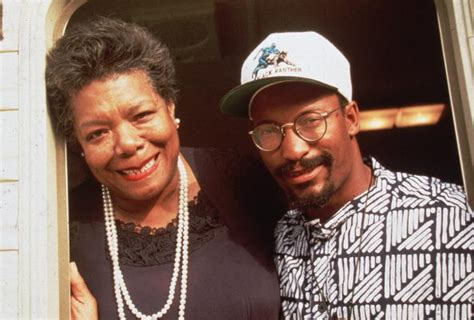 Maya Angelou: The Decision That Changed My Life: Keeping