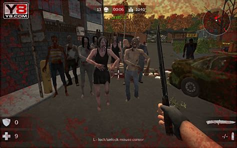 Zombie vs Janitor - Survive the Zombocalypse Game