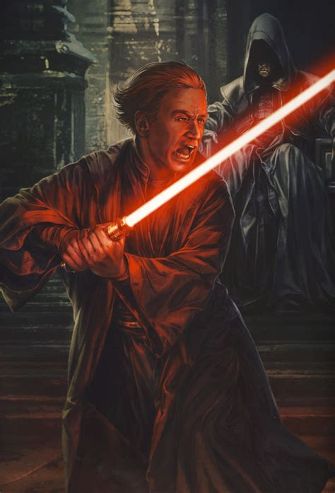 First official image of Darth Plagueis ~ The Knight Shift