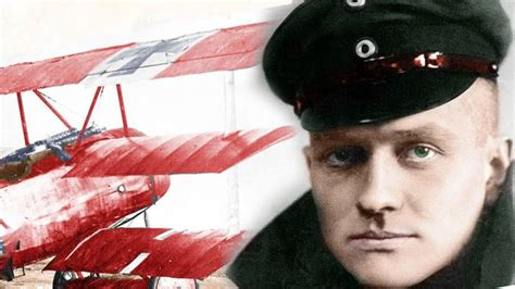 New Evidence In Death Of The Red Baron Creates Upheaval In