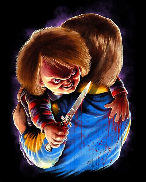 Fright-Rags' CHUCKY collection honours one of horror's