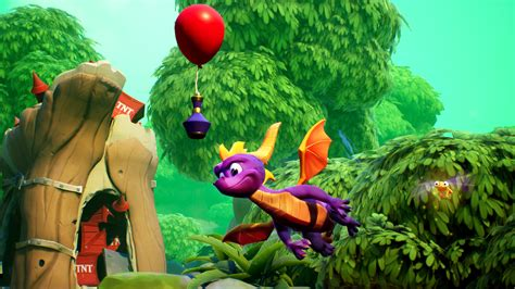 Spyro Reignited Trilogy doesn't include all 3 games on