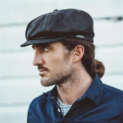 Brent Weathered Newsboy Cap | Conner Hats