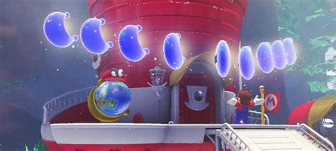 How Many Power Moons Are In Super Mario Odyssey - Nintendo