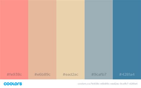 34 Beautiful Color Palettes For Your Next Design Project